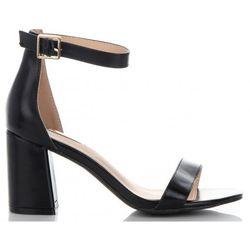 635cb2d738040 zign sandaly na obcasie nero w kategorii Sandały damskie - porównaj ...