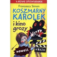 KOSZMARNY KAROLEK I KINO GROZY (opr. miękka)