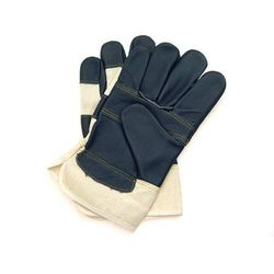 Rękawice wzmacniane skórą - RL