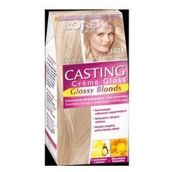 Farba do włosów L'Oréal Paris Casting Crème Gloss 1021 Jasny perłowy blond