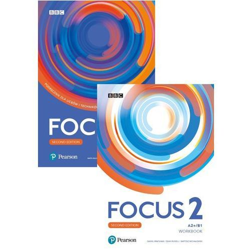 Focus 2 2ed. SB A2+/B1 + Digital Resources PEARSON (opr. broszurowa)