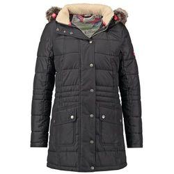 Barbour Płaszcz zimowy black