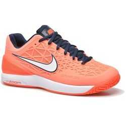 Buty sportowe Nike Wmns Nike Zoom Cage 2 Damskie Pomarańczowe 100 dni na zwrot lub wymianę