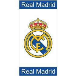 Tip Trade Ręcznik kapielowy Real Madrid biały , 75 x 150 cm