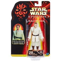 Hasbro Star Wars EP I Black Series Action Figure Obi-Wan Jedi Duel 20th Anniversary Exclusive 15 cm