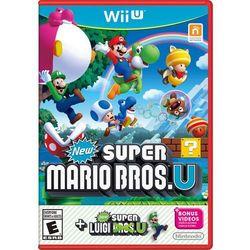 Nintendo New Super Mario Bros + New Super Luigi U
