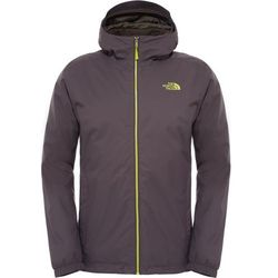 The North Face Kurtka M Quest Insulated Jacket - Eu Black Ink Green L - Gwarancja terminu lub 50 zł! - Bezpłatny odbiór osobisty: Wrocław, Warszawa, Katowice, Kraków
