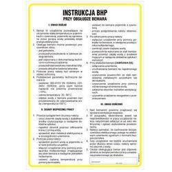 Instrukcja BHP przy obsłudze bemara