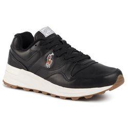 Sneakersy POLO RALPH LAUREN Trckstr Pony 809757283001 Black
