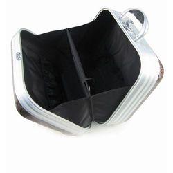 Kufer fryzjersko - kosmetyczny HAIRWAY Leather Zebra