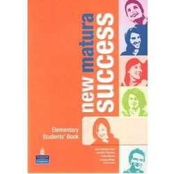 Matura Success NEW Elementary Student\'s Book (opr. miękka)