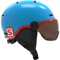 Salomon Icon² Custom Air Wisteria Navy Blue S 53 56 BEZPŁATNY ODBIÓR: WROCŁAW!