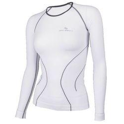 Bluza damska z długim rękawem LS11010 Brubeck (Rozmiar : L )