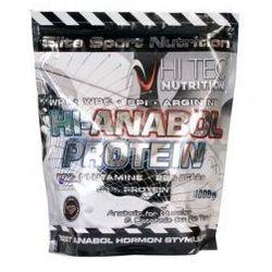 Hi-Tec Hi Anabol Protein Nut odżywka białkowa o smaku orzechowym 1000g