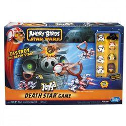 Gra HASBRO Angry Birds Star Wars Jenga Gwiazda Śmierci A2845