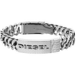 BIŻUTERIA DIESEL - BRANSOLETA DX0326040 Rozmiar 18.5 cm