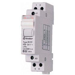 Przekaźnik impulsowy 2NO 16A 230V AC, 20.26.8.230.4000