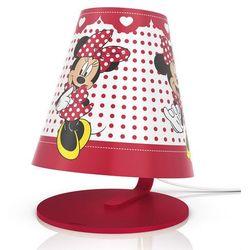DISNEY - Lampka nocna LED Minnie Mouse Wys.24cm