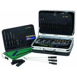 Walizka narzędziowa Bernstein 6900, 32 narzędzia, (DxSxW) 460 x 310 x 165 mm
