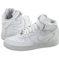 meskie obuwie sportowe nike air force 1 mid 315123 107 w