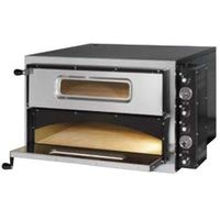 Piec do pizzy 2-komorowy 9600W | 230/400V
