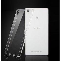 Obudowa Ultra Slim Sony Xperia Z3 Przezroczysta