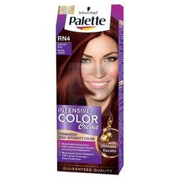 Palette Intensive Color Creme Farba do włosów Wiśniowy Brąz nr RN4