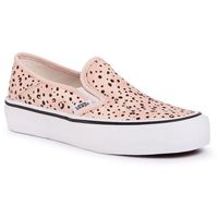 Tenisówki VANS - Slip-On Sf VN0A3MVDWOL1 (Leila Hurst) Tiny Animal