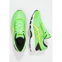 ASICS GELGALAXY 9 Obuwie do biegania treningowe green gecko/safety yellow/black