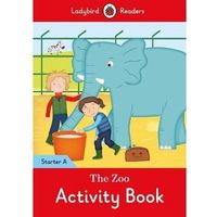 Zoo Activity Book - Ladybird Readers Starter Level A
