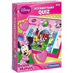 Quiz CLEMENTONI C60061 Interaktywny quiz Minnie