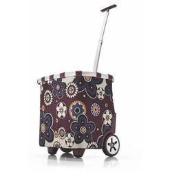Wózek na zakupy Reisenthel Carrycruiser 40l, marigold
