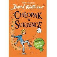Chłopak w sukience - David Walliams - ebook