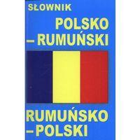 Słownik polsko-rumuński, rumuńsko-polski (opr. miękka)