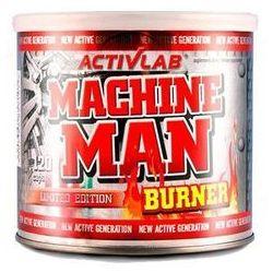 Activlab Machine Man Burner - 120 kaps.