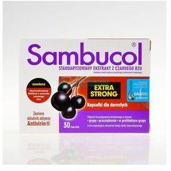 Sambucol extra strong x 30 kaps