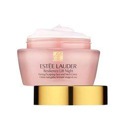 Estee Lauder Resilience Lift Night Firming Sculpting Face and Neck Creme Krem ujędrniająco-modelujący na noc 30 ml