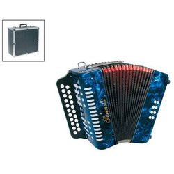Serenelli Y-08-CFU akordeon diatoniczny niebieski