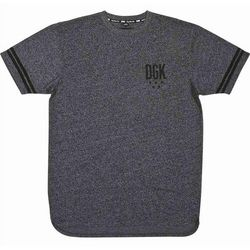 koszulka DGK - Never Enough Custom Black Heather (BLACK HEATHER) rozmiar: M