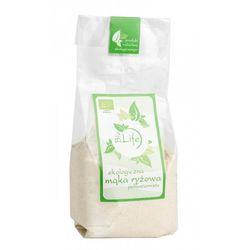 Mąka Ryżowa Pełnoziarnista Bio 500g-BioLife
