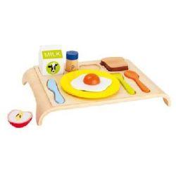 LEGLER Drewniany zestaw śniadaniowy