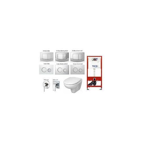 Toaleta Z Funkcja Bidetu 2 W Jednym Stelaz Podtynkowy Tece