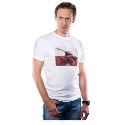 Koszulka GOOD LOOT World of Tanks PL Tank T-Shirt - rozmiar XL