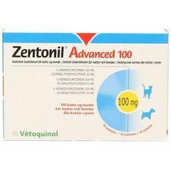 ZENTONIL ADVANCE 100MG X 30 TABL
