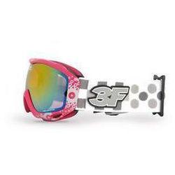 Gogle 3F Vision Spell 1316 dziecięce Różowe