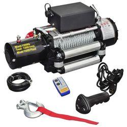 vidaXL Wyciągarka elektryczna, udźwig: 5909 kg, silnik: 12V. Darmowa wysyłka i zwroty