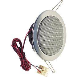 Głośnik do zabudowy Visaton, 84 dB, Moc RMS: 10 W, Impedancja: 8 Ohm, 90 - 18000 Hz, Kolor: Chrom