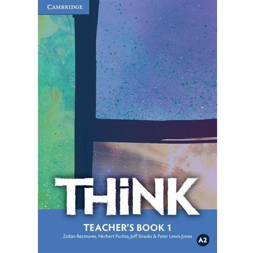Think 1 Teacher's Book (opr. miękka)