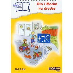 Logico Primo Ola i Maciuś na drodze (opr. miękka)