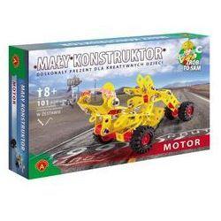 Mały konstruktor Motor